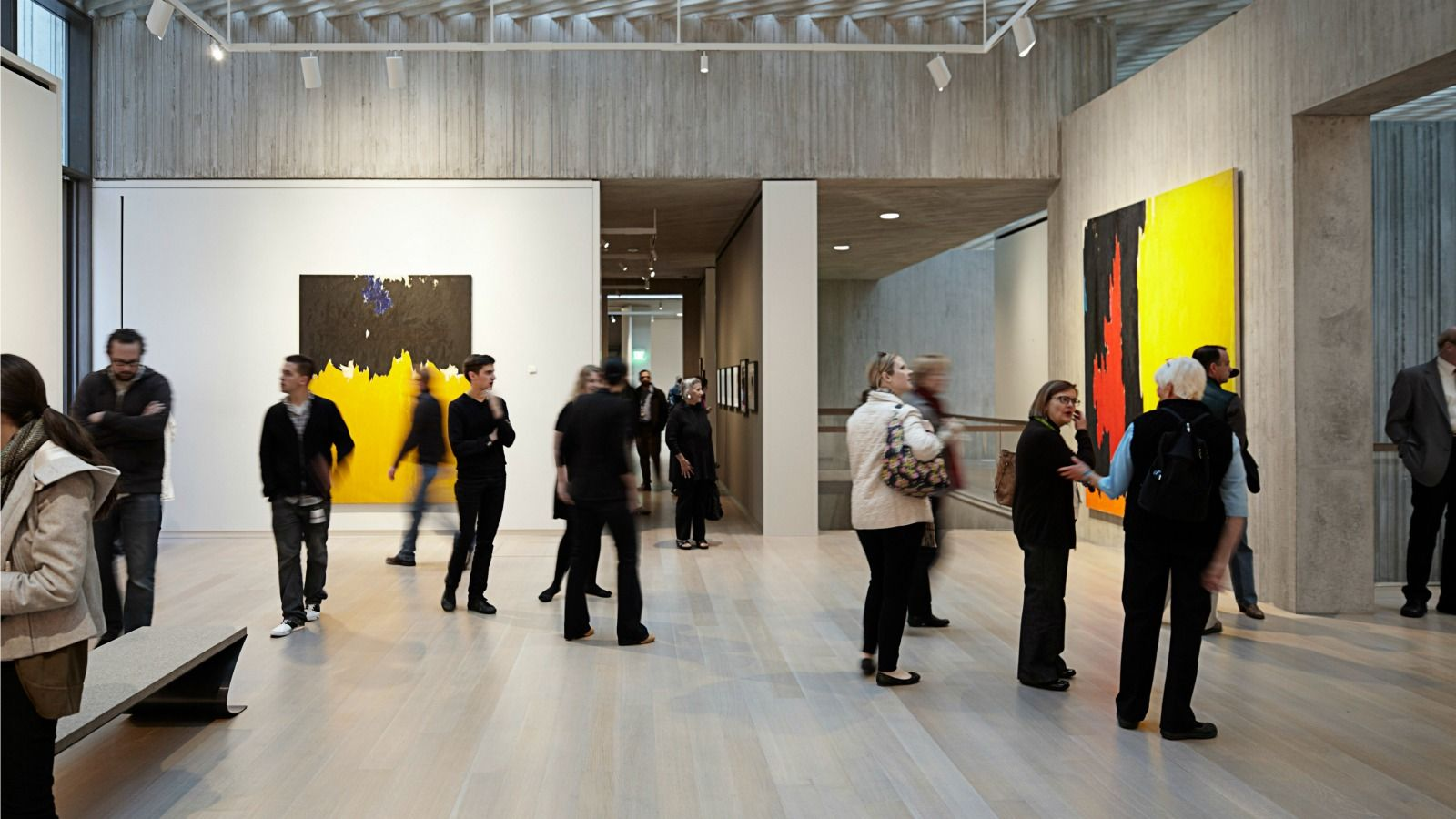 Unlock Art - Clyfford Still Museum