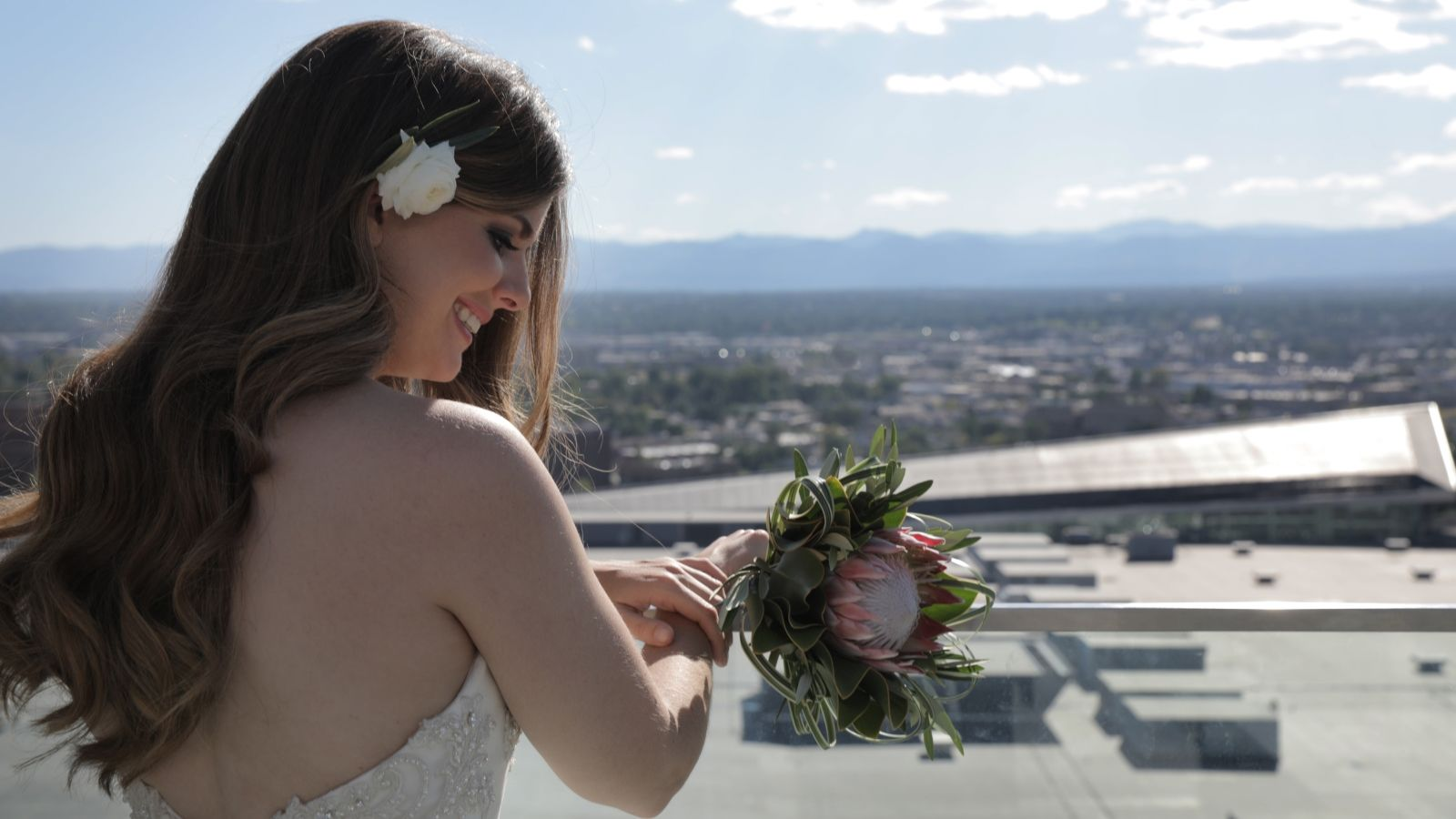 Downtown Denver Weddings - Bride